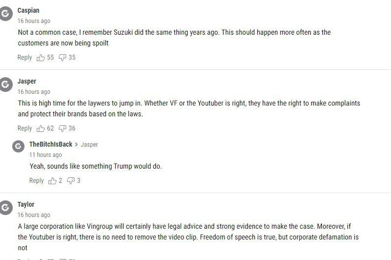 Độc giả thế giới để lại nhiều bình luận trái chiều xung quanh sự việc trên.