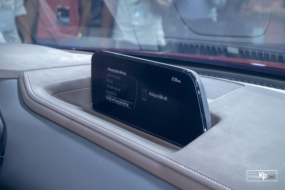 Nội thất xe Mazda CX-30 2021 toát lên vẻ sang trọng với nhiều chi tiết đáng chú ý 1