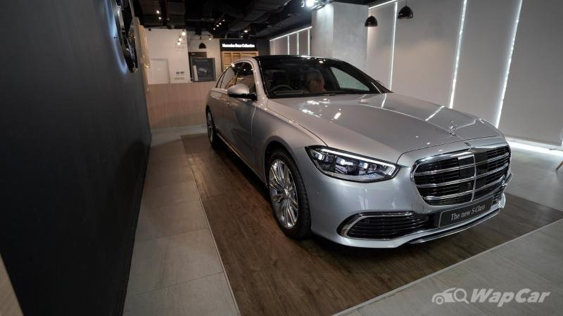 Mercedes-Benz S-Class 2021 mới sẽ tiếp tục cập bến thị trường Việt Nam trong thời gian tới.