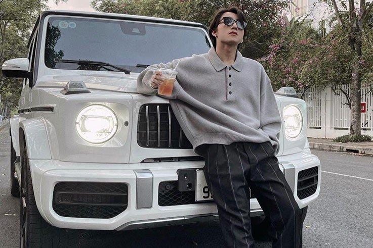 """""""Soi"""" chiếc Mercedes-AMG G63 hơn 10 tỷ đồng vừa đập hộp của Sơn Tùng M-TP 1"""