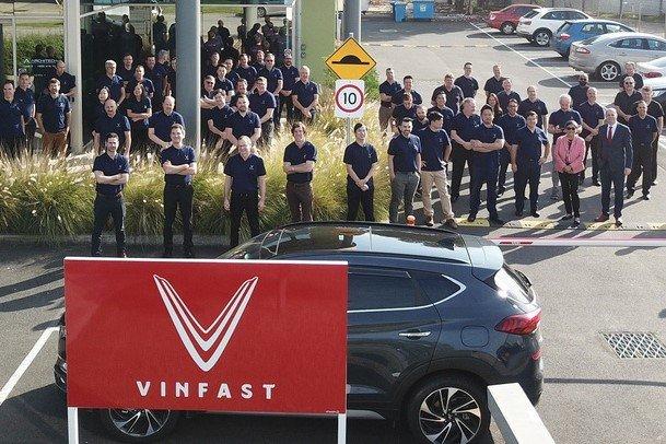 Báo Úc đưa tin VinFast đóng cửa một phần trung tâm nghiên cứu triệu đô 1