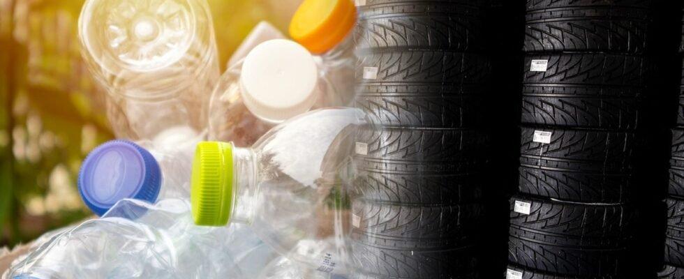 Hãng lốp Michelin dự định chuyển sang nhựa tái chế, liệu chất lượng có đi xuống ?