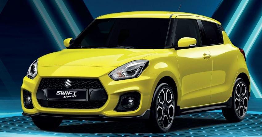 Suzuki Swift Sport 2021 tại Singapore tiết kiệm nhiên liệu hơn.
