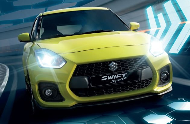 "Suzuki Swift Sport 2021 bản ""xịn"" ra mắt, sắp về Việt Nam ?"