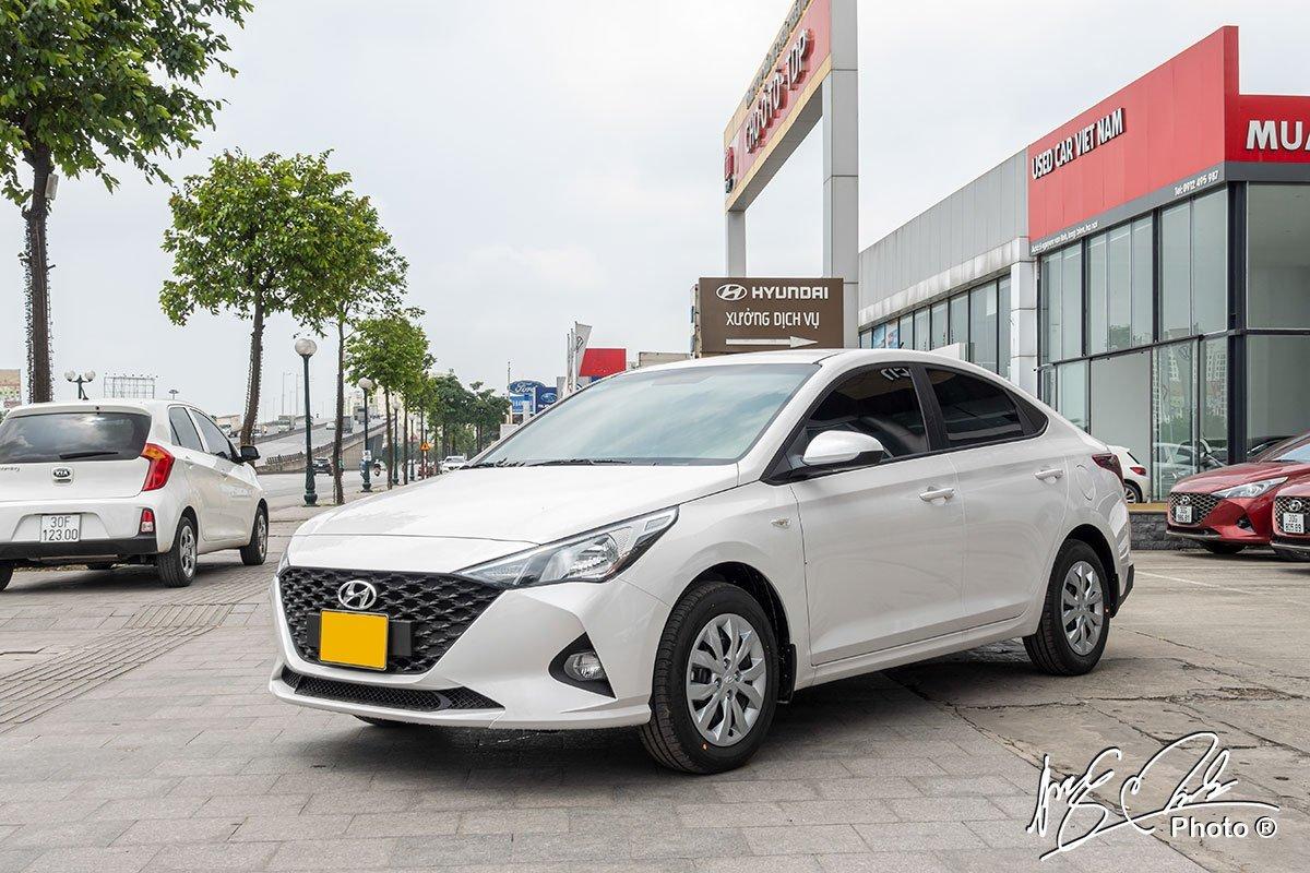 Hyundai Accent 1.4MT 2021.