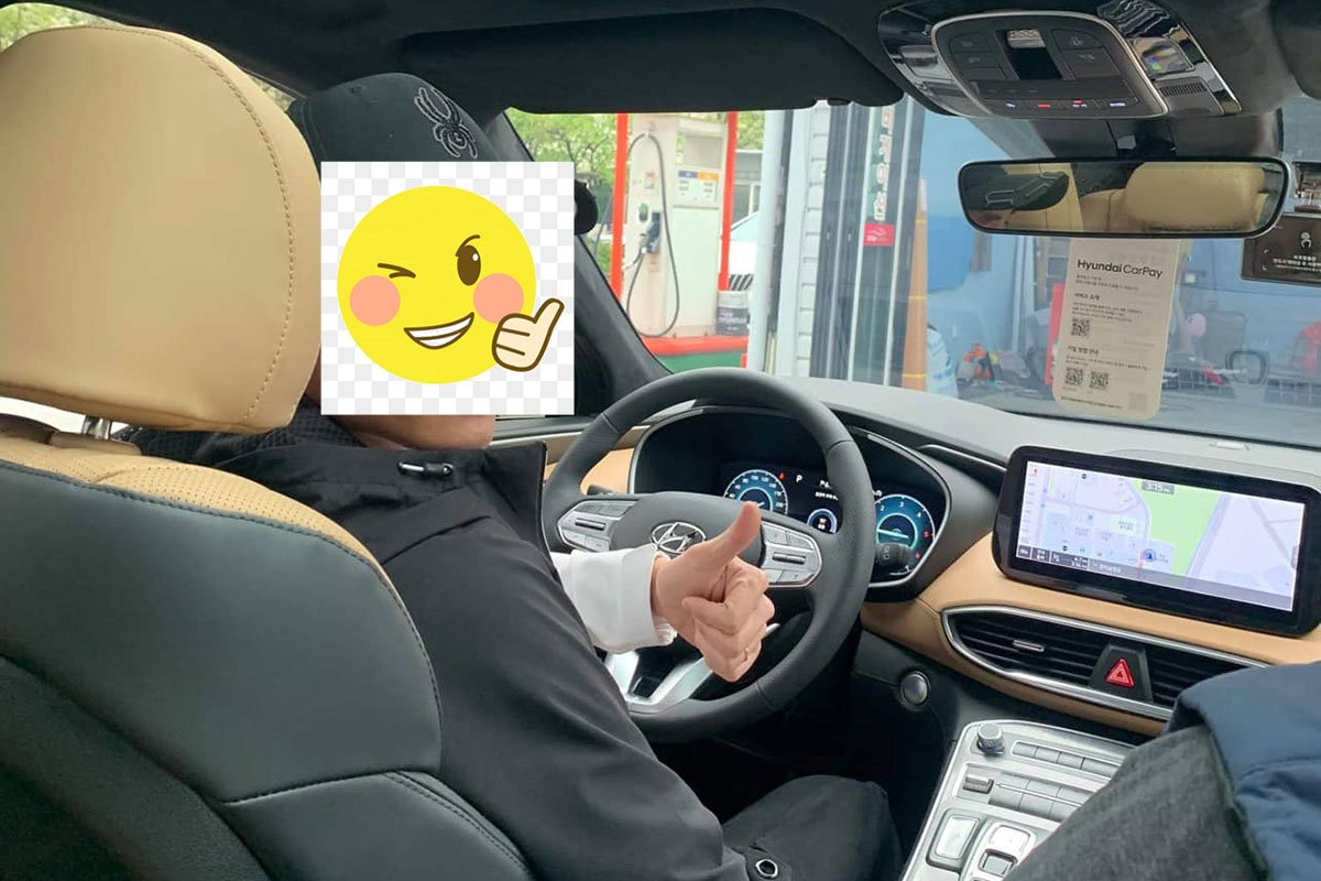 """Một trong những người Việt đầu tiên """"bóc tem"""" Hyundai Santa Fe 2021: Rẻ, đẹp, nhiều công nghệ, rất đáng chờ đợi a2"""