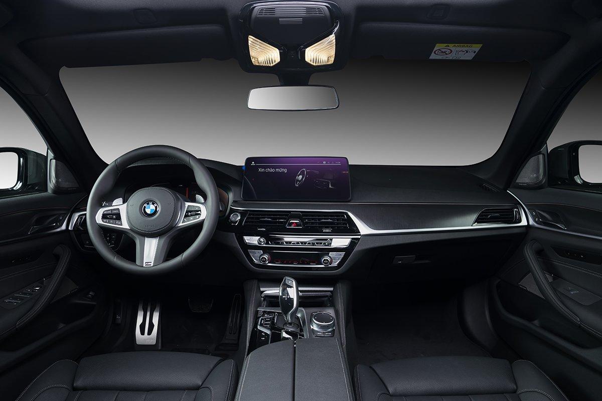 Giá xe BMW 5-Series cập nhật nhanh nhất