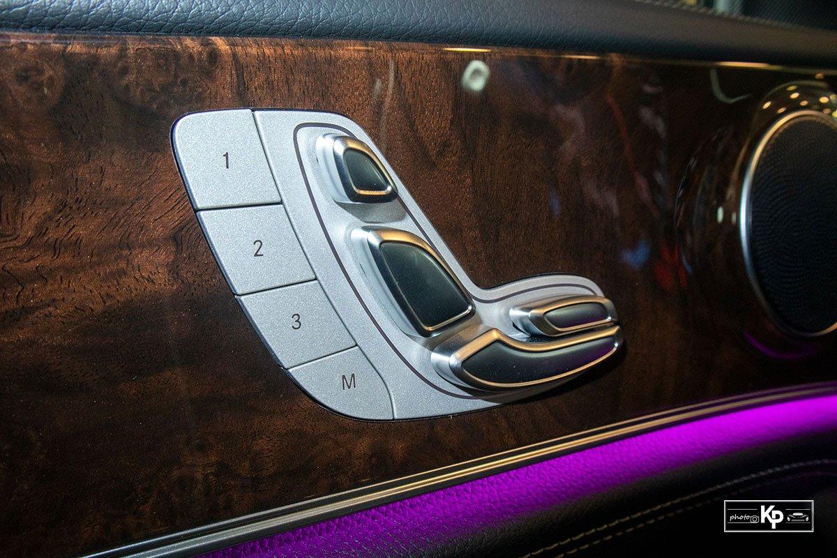 Mercedes-Benz E200 Exclusive 2021 giá hơn 2,3 tỷ đồng có gì đặc biệt? a19