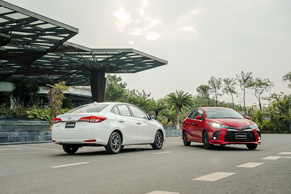 Bán 5.598 xe trong tháng 4, Toyota chứng minh ô tô Nhật chưa hết thời 1