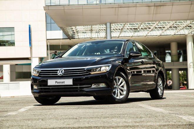 Volkswagen tung ưu đãi hấp dẫn cho Tiguan Elegance, Passat và Polo - Ảnh 1.