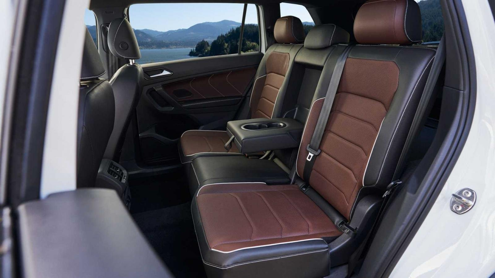 Volkswagen Tiguan 2022 mới hứa hẹn tăng cường trải nghiệm người dùng.