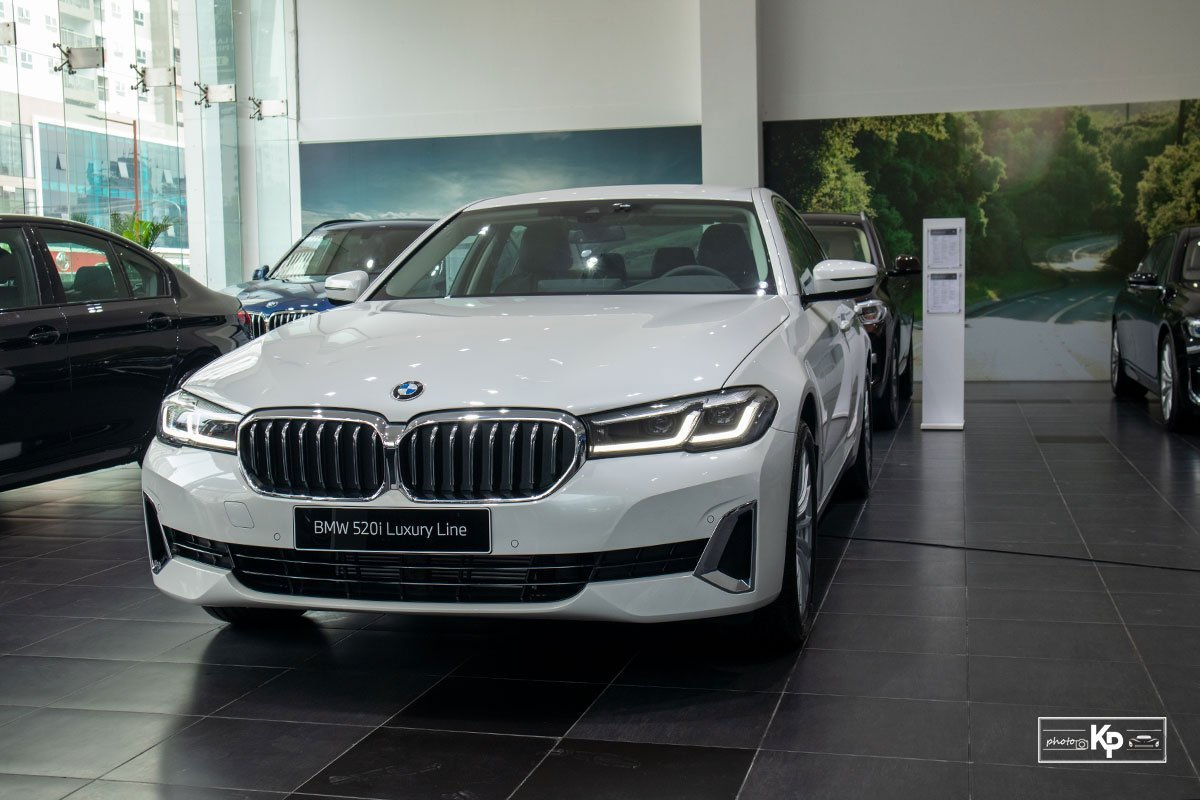 Giá xe BMW 520i mới nhất1