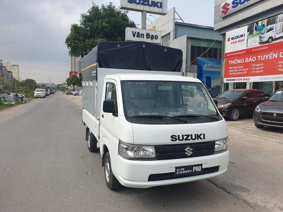 Giá xe Suzuki Carry 2021 mới nhất 1