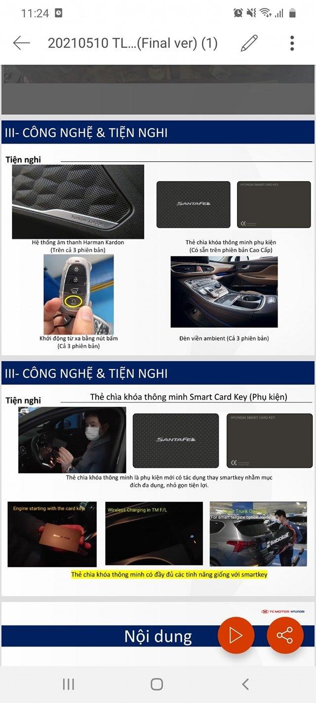 Lộ full thông số Hyundai Santa Fe 2021 trước ngày ra mắt, đầy ắp công nghệ như Sorento a6