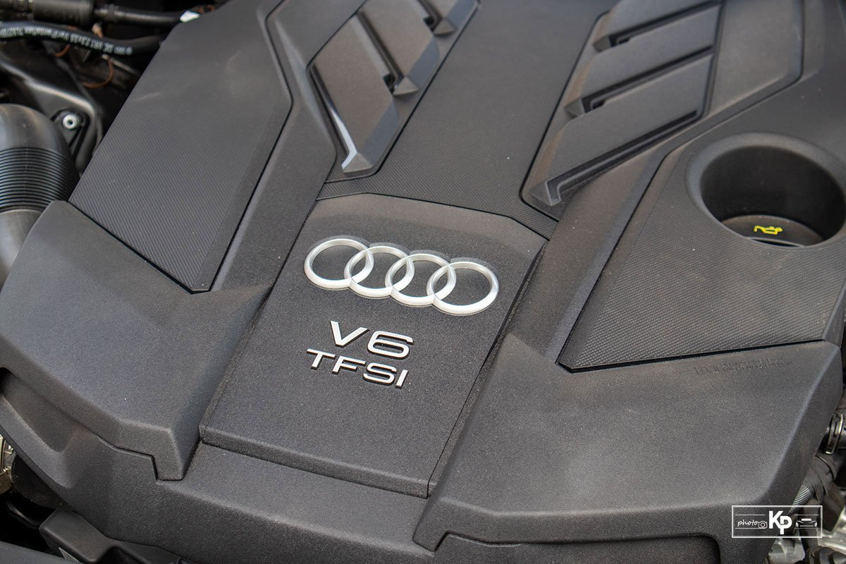 Ảnh Mã Động cơ xe Audi A8L 2021