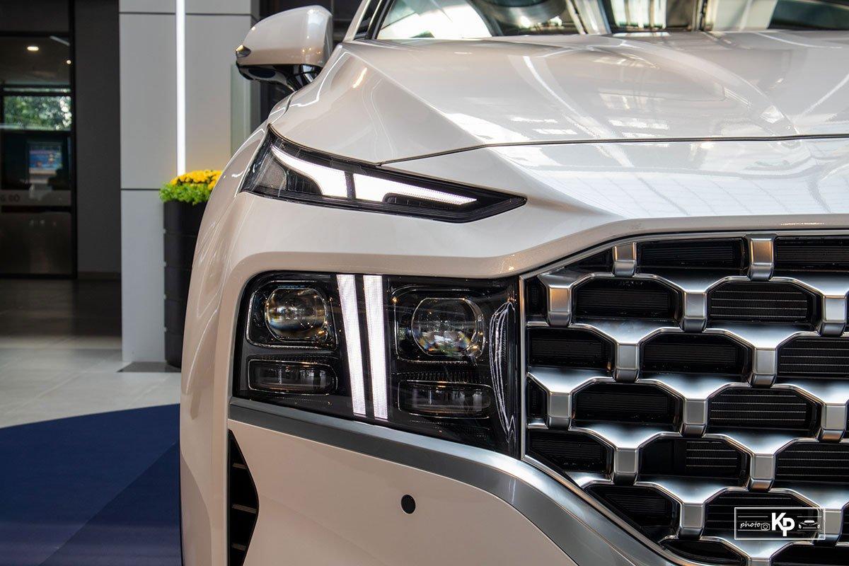 Ảnh Đèn pha xe Hyundai Santa Fe 2021