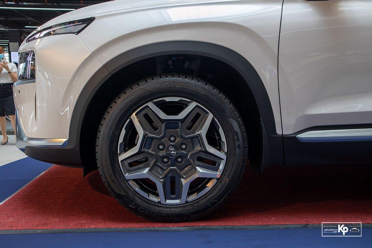 Ảnh La-zăng xe Hyundai Santa Fe 2021