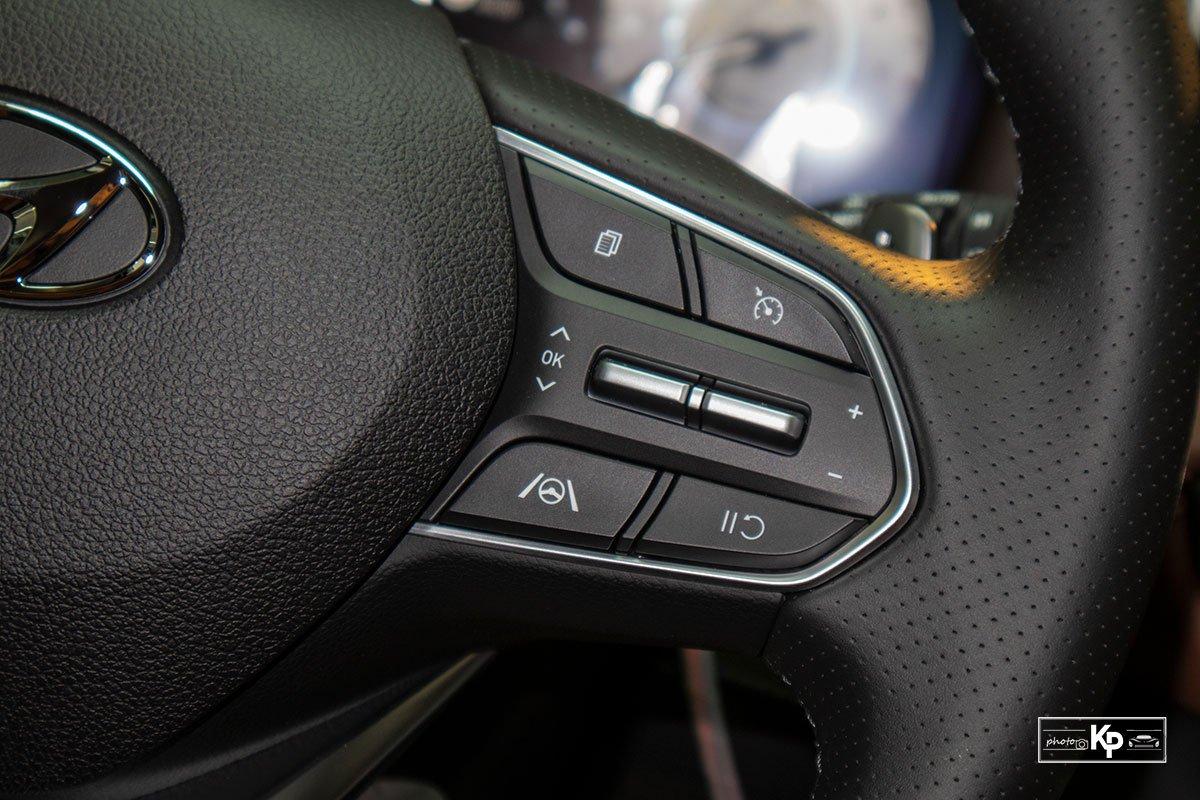 Ảnh Nút bấm xe Hyundai Santa Fe 2021a1