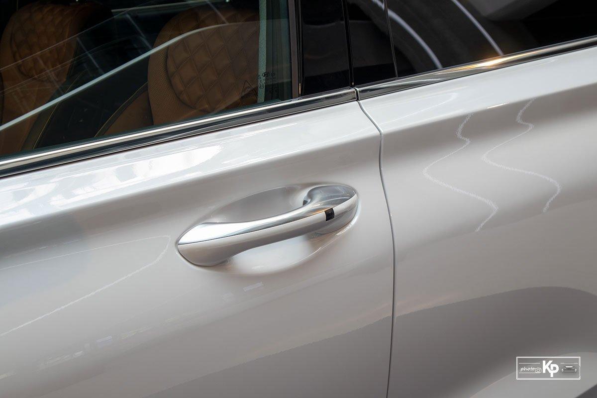 Ảnh Tay nắm cửa xe Hyundai Santa Fe 2021