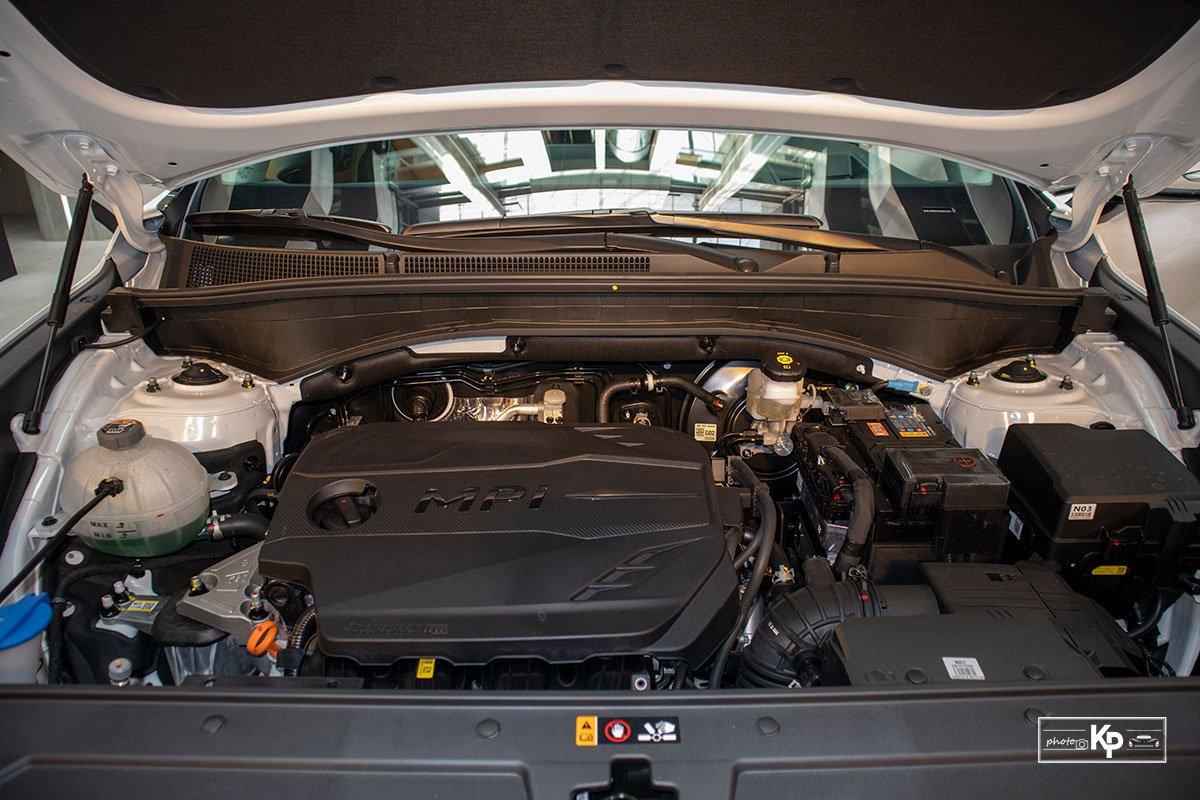 Ảnh Động cơ xe Hyundai Santa Fe 2021 a1