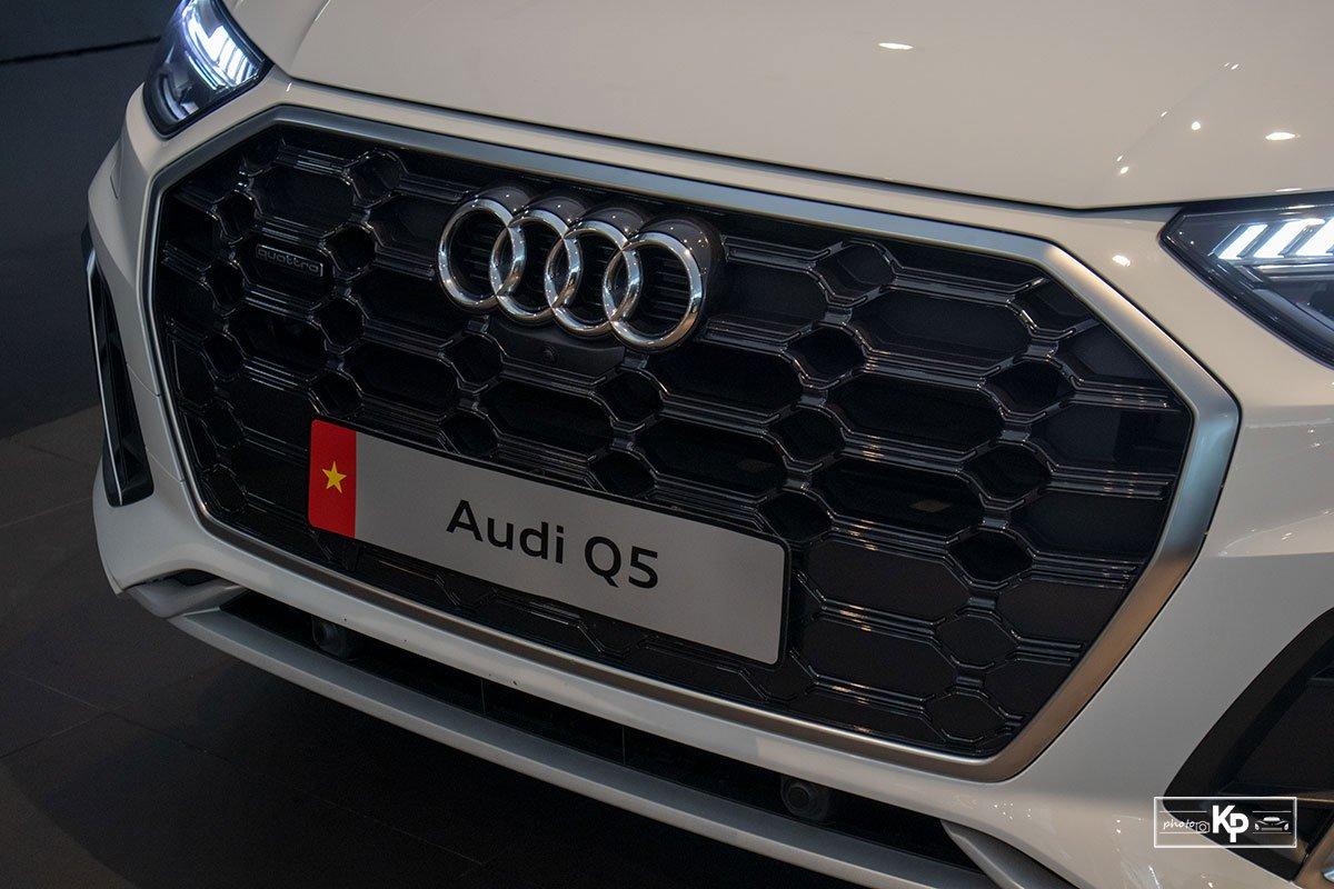 Audi Q5 2021 chính thức ra mắt Việt Nam, thể thao và nhiều công nghệ hơn a4