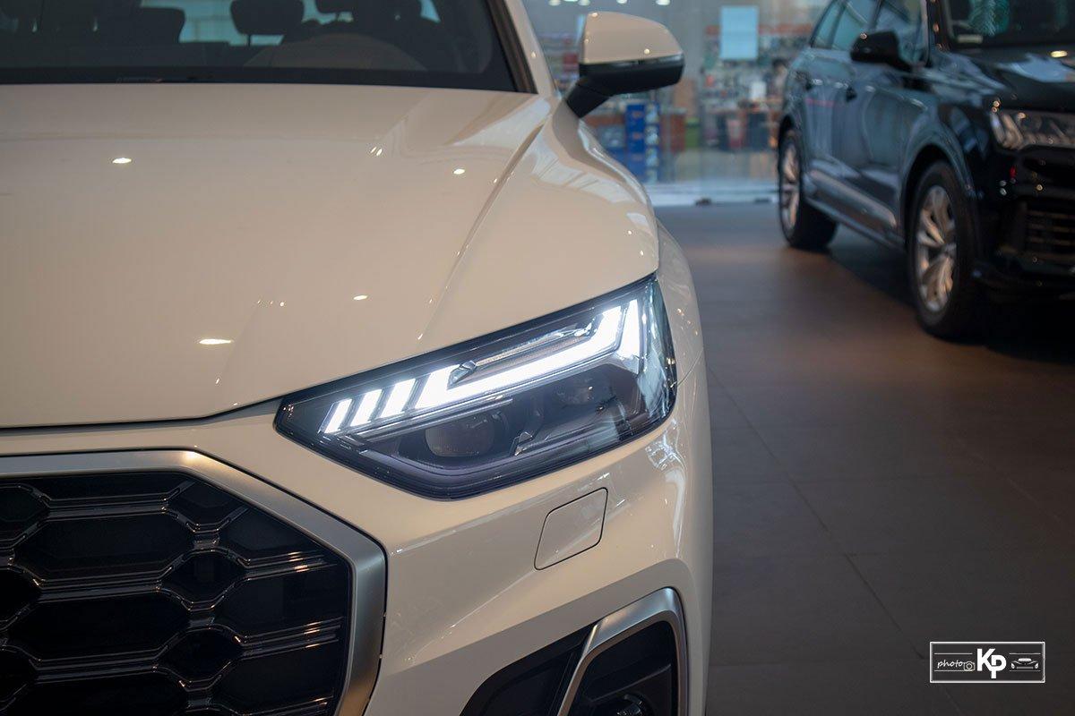 Audi Q5 2021 chính thức ra mắt Việt Nam, thể thao và nhiều công nghệ hơn a3