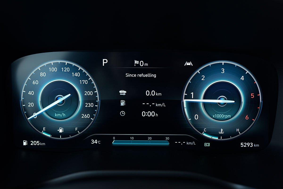 Hyundai Santa Fe 2021 ra mắt Việt Nam, giá bán tăng mạnh, cao nhất 1,340 tỷ đồng a5
