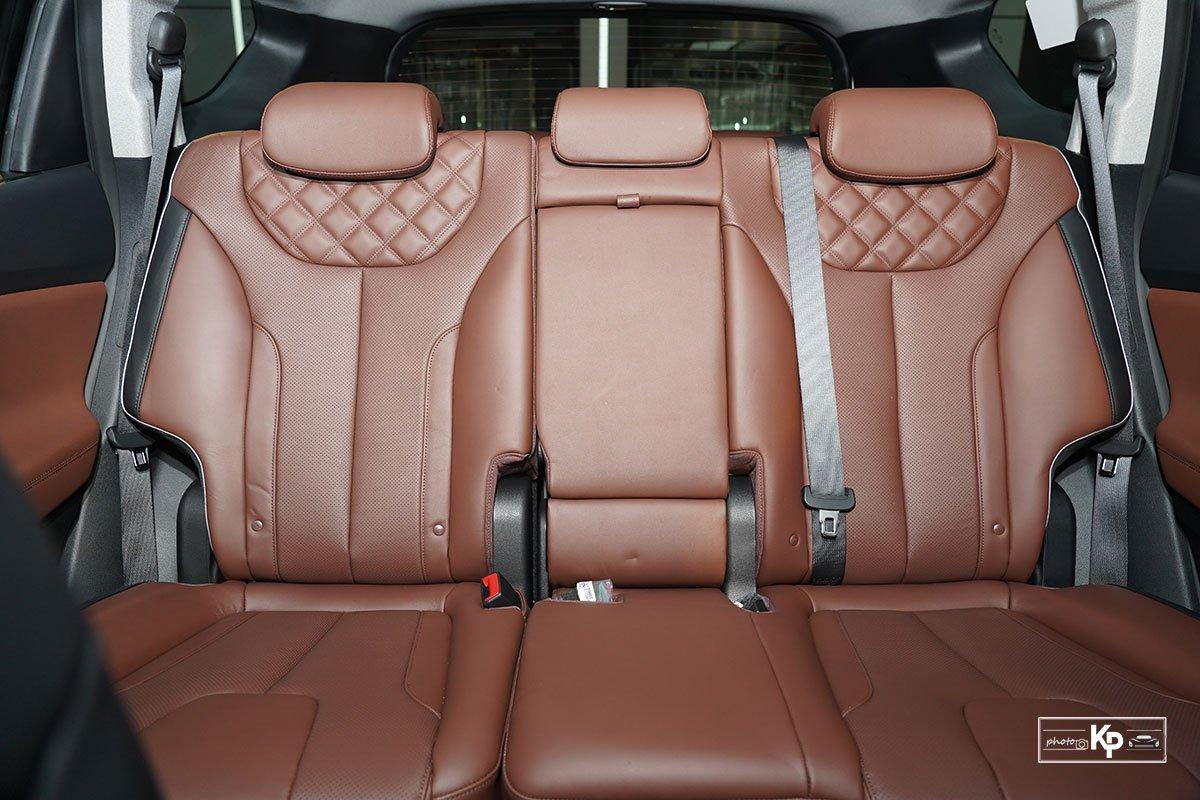 Ảnh Ghế sau xe Hyundai Santa Fe 2021