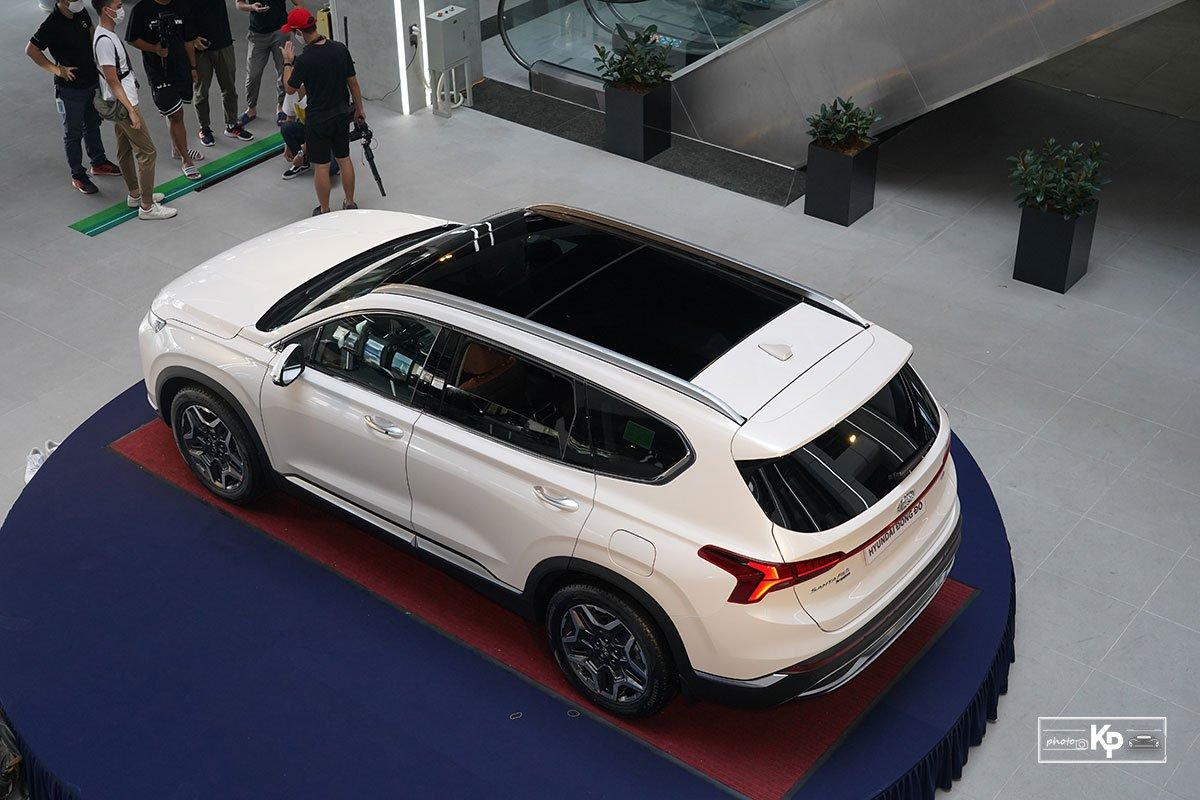 Ảnh Tổng quát xe Hyundai Santa Fe 2021 a1