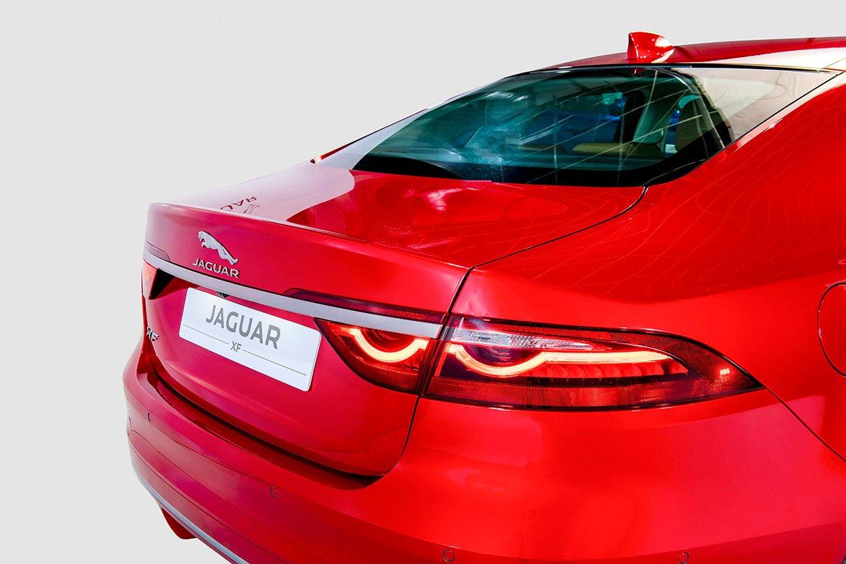 Jaguar XF và Jaguar F-Pace 2021 ra mắt, sẵn sàng đến tay khách hàng Việt a5