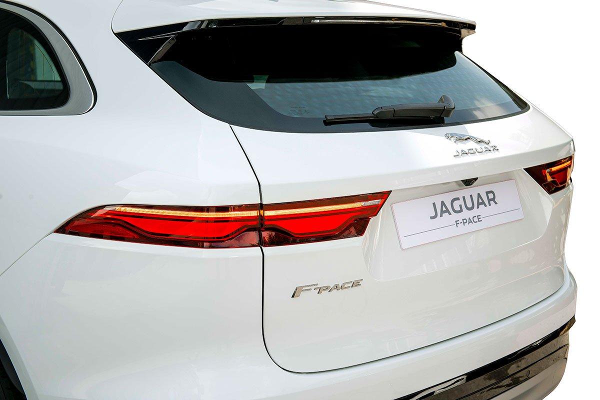Jaguar XF và Jaguar F-Pace 2021 ra mắt, sẵn sàng đến tay khách hàng Việt a17