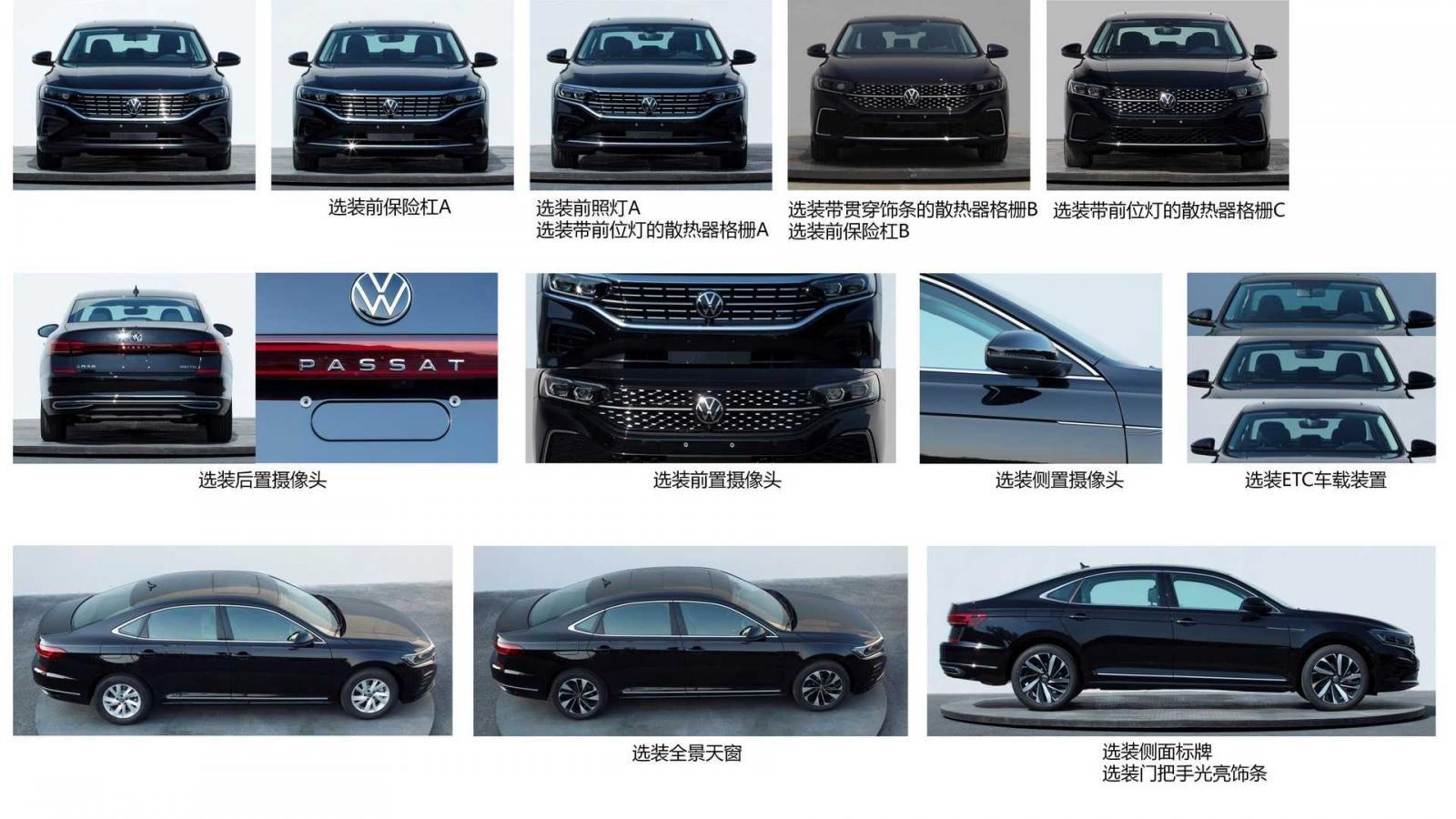 Volkswagen Passat 2022 cập nhật mới còn ẩn chứa nhiều thay đổi thú vị.