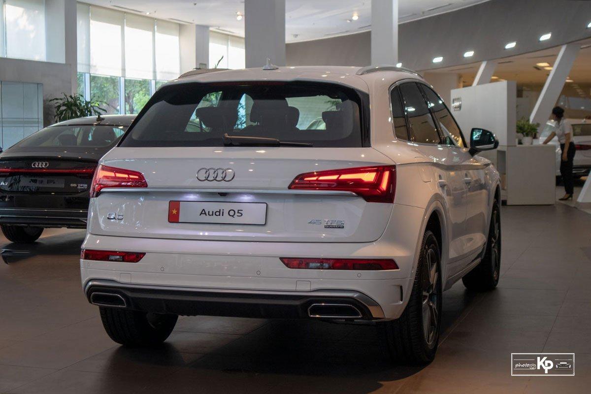 Ngoại thất xe Audi Q5.