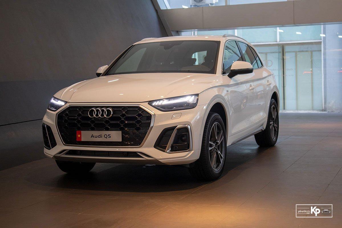 Giá xe Audi Q5 2021 .
