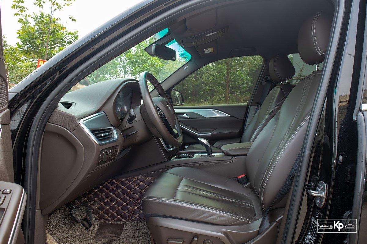 Người dùng đánh giá xe VinFast Lux SA2.0 a12