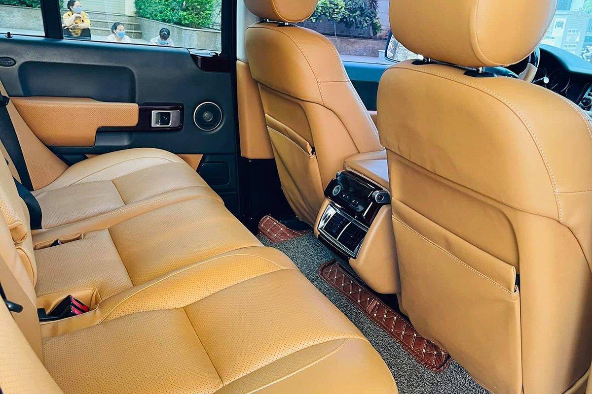 Range Rover HSE 2006.