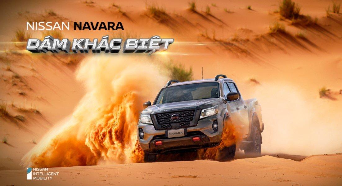 Giá lăn bánh Nissan Navara 2021 dự tính.