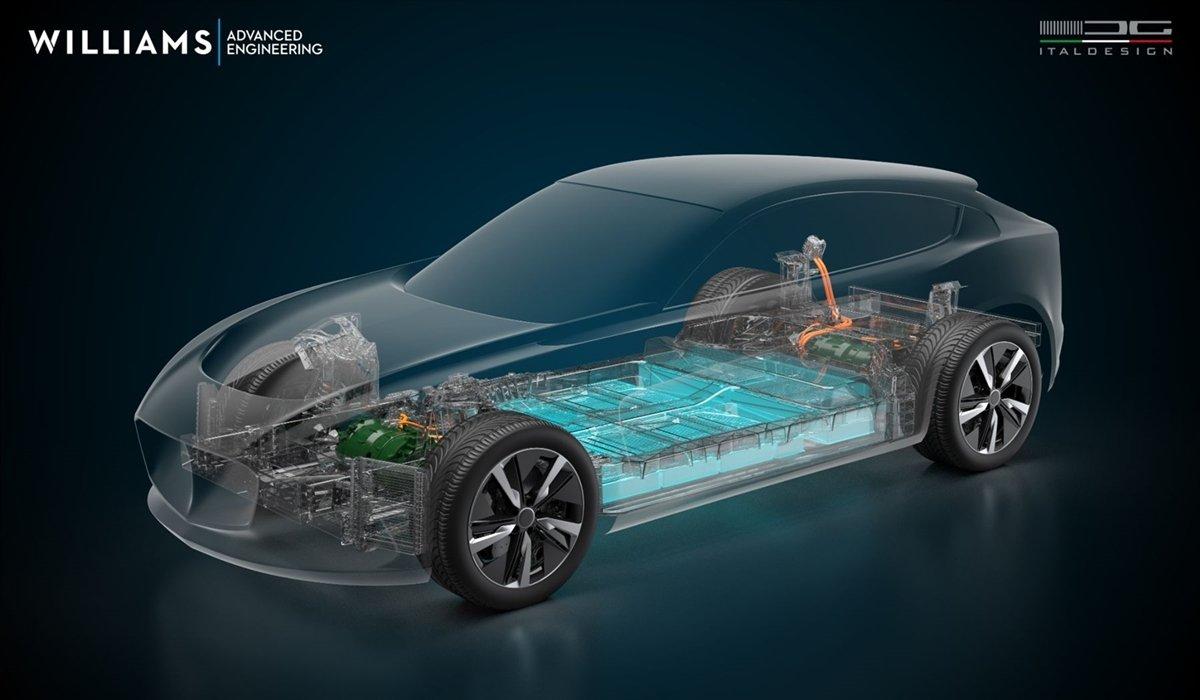 Nền tảng mới giúp chiếc xe có khả năng vận hành quãng đường hơn 1.300 km.