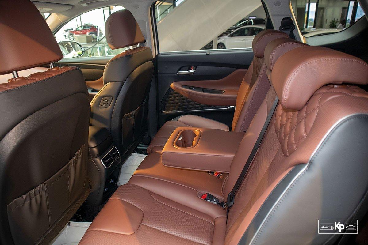 Ảnh Ghế giữa xe Hyundai Santa Fe 2021