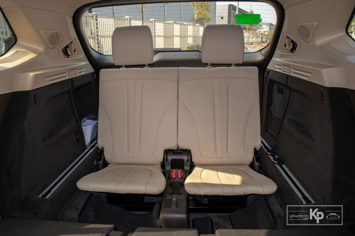 Ảnh Ghế cuối xe VinFast Lux SA2.0 2021