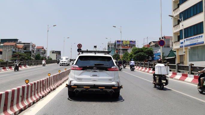 Ford Edge 2021 bị bắt gặp chạy thử tại Việt Nam - Ảnh 2.