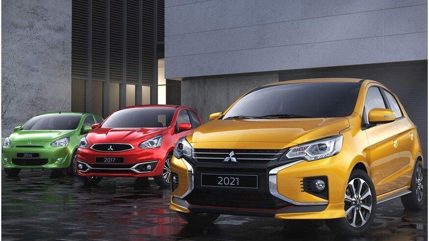 Mitsubishi Mirage rậm rịch tái xuất thị trường Việt, phân khúc xe giá rẻ càng thêm nóng? 1