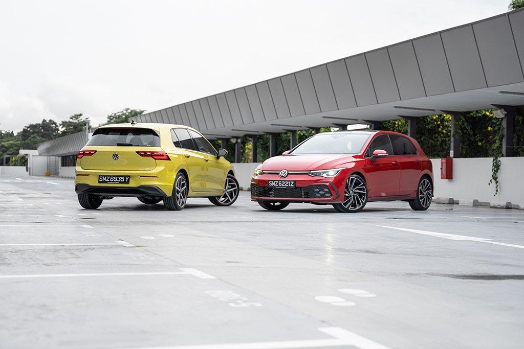 Volkswagen Golf thế hệ mới hấp dẫn hơn nữa.
