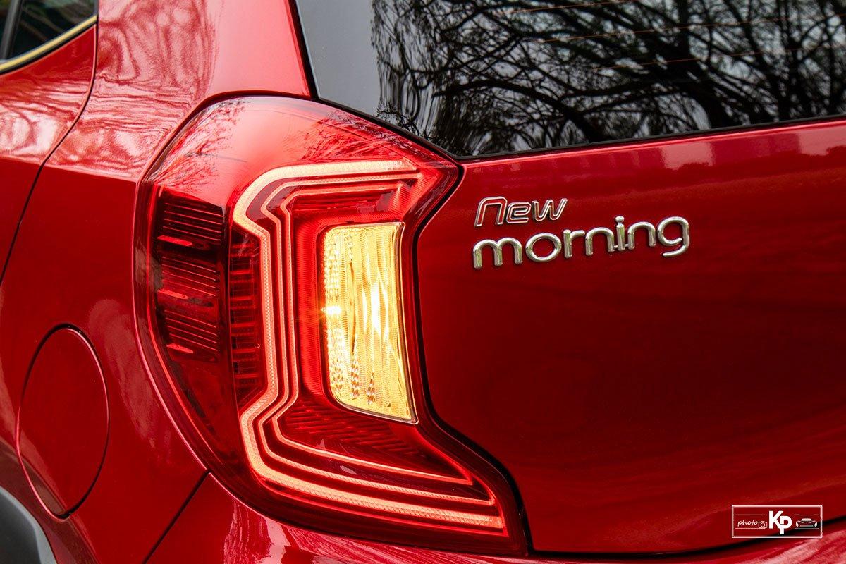 Ảnh Đèn hậu xe Kia Morning XLine 2021