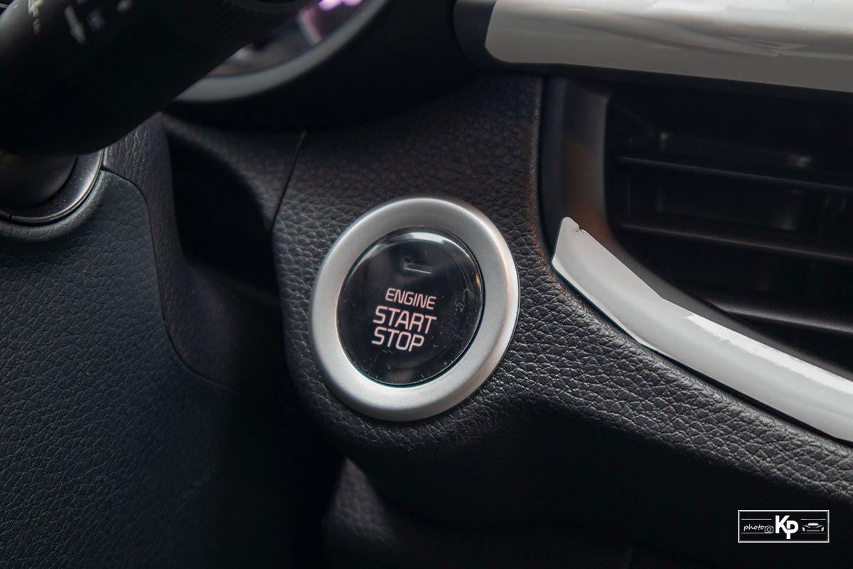 Ảnh Nút khởi động xe Kia Morning XLine 2021