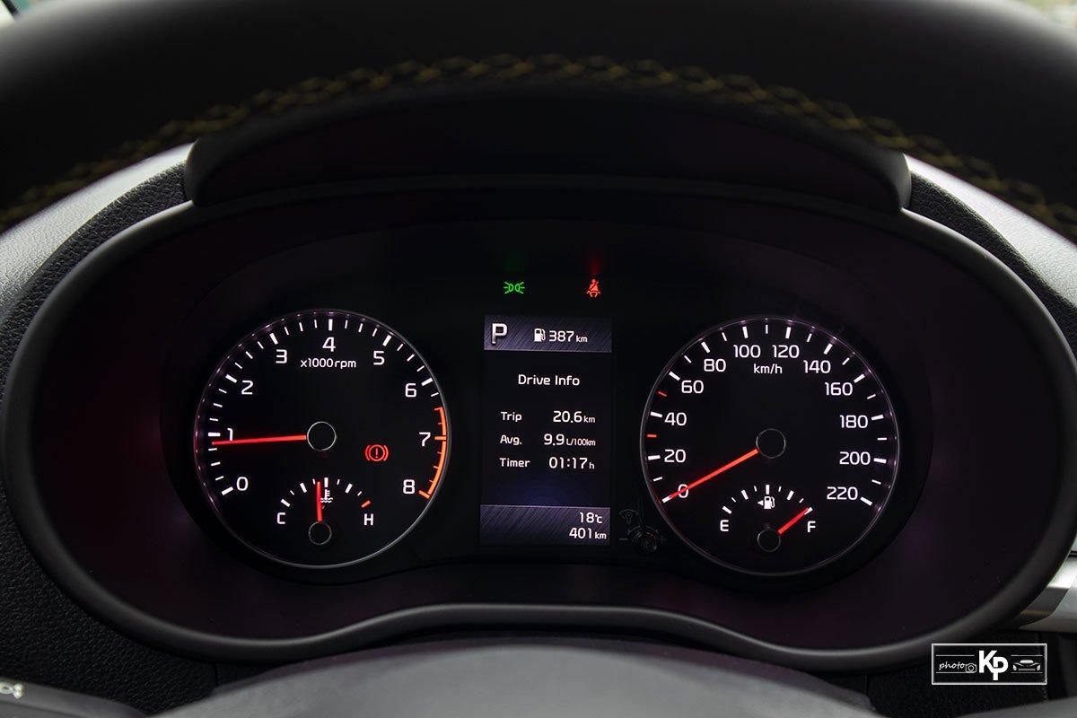 Ảnh Đồng hồ xe Kia Morning XLine 2021
