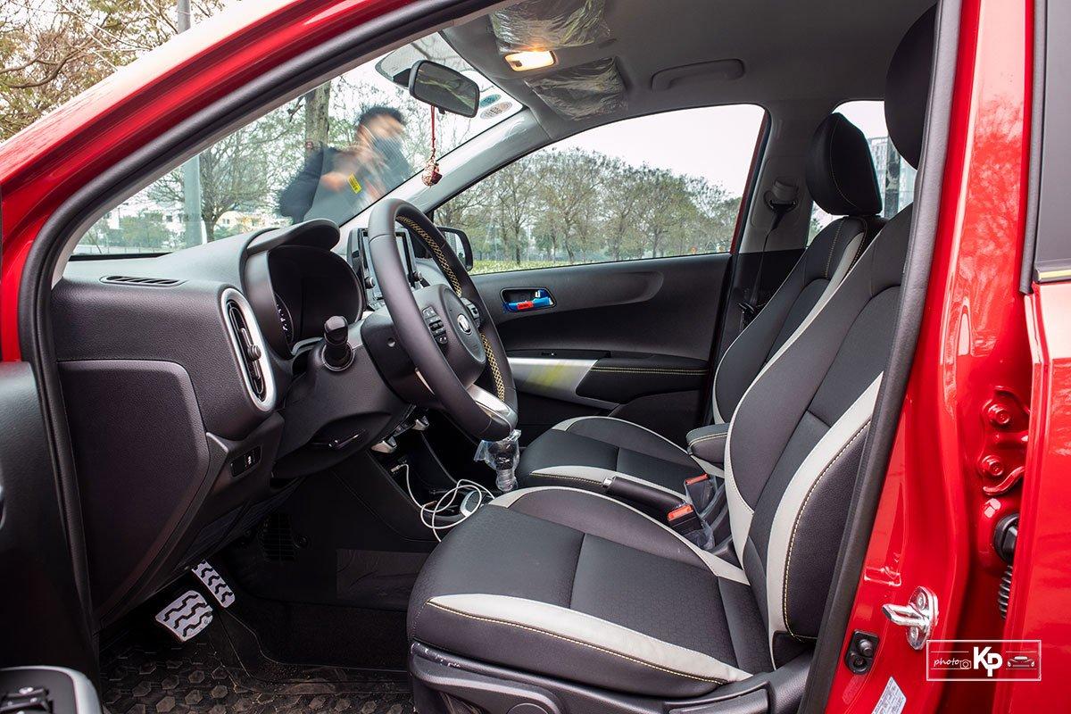 Ảnh Ghế lái xe Kia Morning XLine 2021
