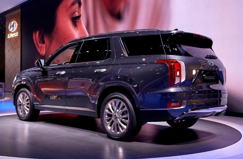 Hyundai Palisade 2021 đã đăng kiểm và âm thầm bán ra - Ảnh 2.