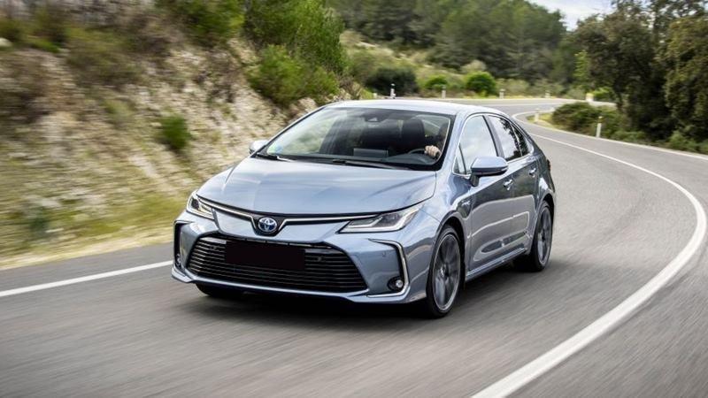 Toyota Corolla Altis thế hệ mới chuẩn bị ra mắt thị trường Việt 1