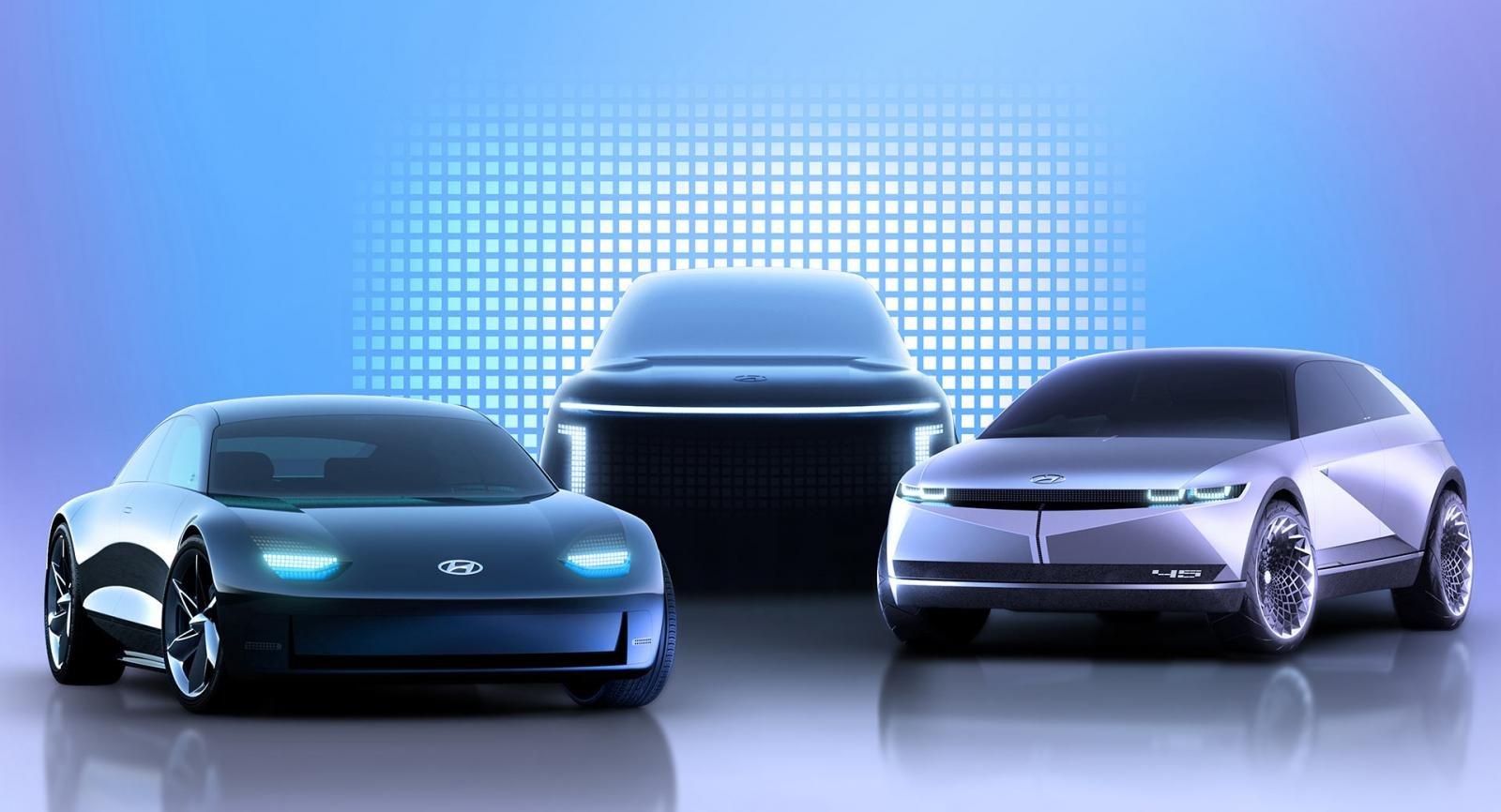 Hyundai Ioniq 6 và Ioniq 7 tham gia vào kế hoạch ra mắt xe mới của hãng xe Hàn Quốc.